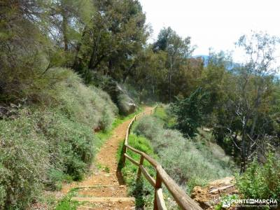 Alpujarra Granadina-Viaje Semana Santa;senderismo ribeira sacra grupo senderismo sevilla hoces del d